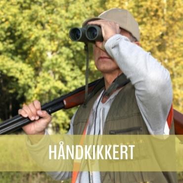 Håndkikkert til jagt
