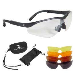 Radians Skydebriller med 5 glas